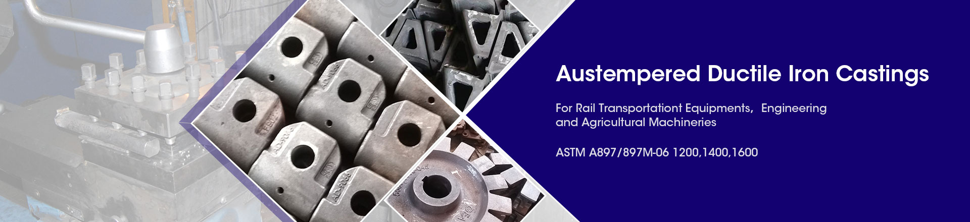 Train & Railway Parts