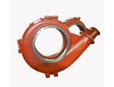 Ductile Iron Pump Volute