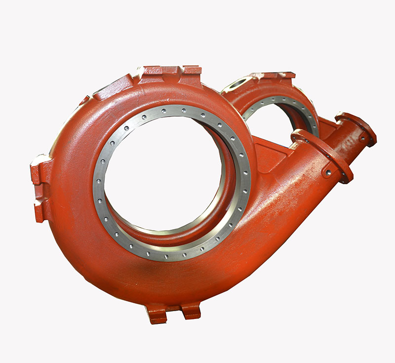 Ductile Iron Pump Volute