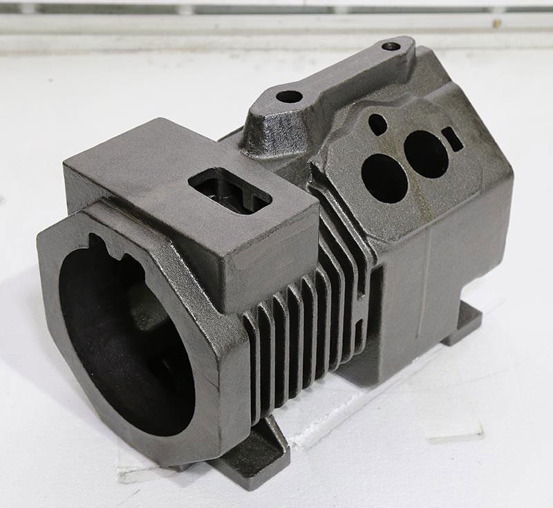 Piston Compressor Housing