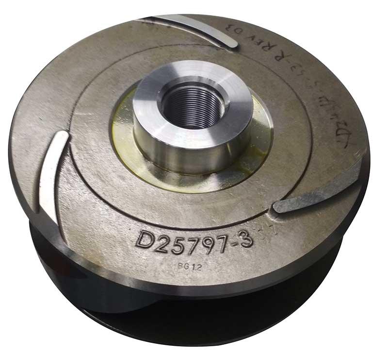 impeller cast iron